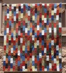 Plaid Woolies Flannel Fabric 24 Fat Quarter Flannel Brick Road ... & $79.99 Plaid Woolies Flannel Fabric 24 Fat Quarter Flannel Brick Road Quilt  Kit #WooliesFlannel Adamdwight.com