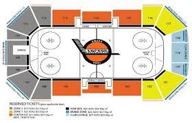 Ice Box Seating Chart Lincoln Ne Omaha Lancers Ralston Arena