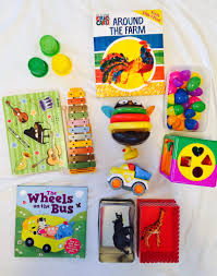 Saturday box of activities and toys – Chicklink