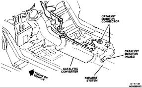 1995 monte carlo z34 3 4l dohc how many o2 sensors wiring harness