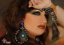 khaliji makeup vs drag queen make up