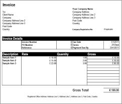 38 + Free Basic Invoice Templates | Free & Premium Templates