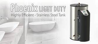 High Efficiency Water Heaters Gas Htp Phoenix Light Duty