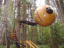13 Most Unique Tree House Design For Kids mybabydoo