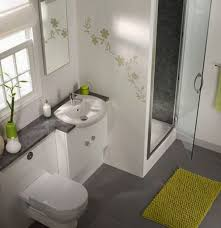 Simple Bathroom Design Idea