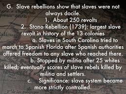 「1739 – Stono Rebellion,」の画像検索結果