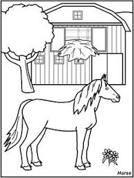 7 Best Farm Animals Colouring Images Farm Animal Coloring Pages