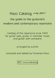 PDF) Pocci Catalog July 2017 | Vincenzo Pocci - Academia.edu