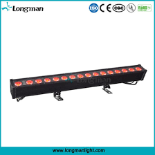 china rgbw 80w outdoor led linear