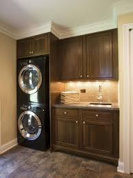 Laundry Room Ideas Stacked Washer Dryer. This is the position the washer  and dryer would