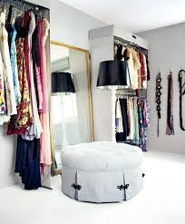 turning spare room into closet turn a spare room into a glam dressing room ideas for
