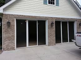garage door screens