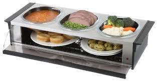 Table Top BUFFET SERVERS: Hostess buffetServer