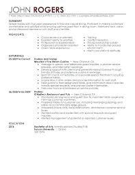 Perfect Resume Samples Free Perfect Resume Best Free Sample Resume