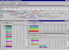 Sample Schedules Class Schedule New LEKIN Scheduling System
