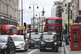 Resultado de imagen para Londres cobra ya casi 28 euros por circular por el centro con un coche contaminante