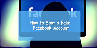 Account To How A Facebook Spot Fake