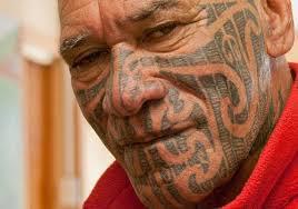 Maori Tetování Význam Postavy Tradiční Tetování Těla A Tváře Lidí