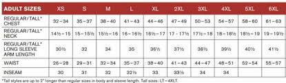 Soft Shell Jacket Size Chart J901 Collective Soft Shell Jacket