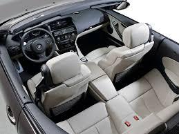 2007 BMW M6 Cabriolet Interior Downshot 1280x960 Wallpaper