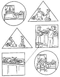 Preschool Kindness Coloring Pages Kids Edu