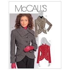 Mccalls Jacket Patterns
