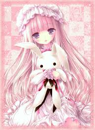 Cute Anime Girl Anime Lolita Girl Pinterest Manga Filles