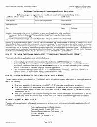 Radiologic Technologist Resume Unique How To List Arrt Credentials On Resume Elegant Radiologic