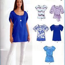 Women's Blouse Patterns