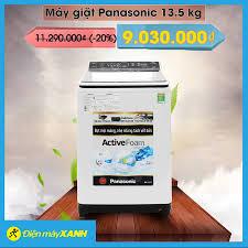 Máy giặt Panasonic 13.5 kg NA-F135A5WRV... - Điện máy XANH  (dienmayxanh.com)