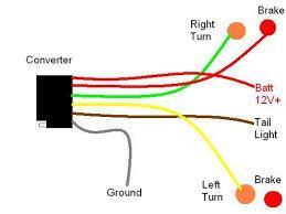 4 wire flat trailer wiring diagram wiring diagram and schematic 7 way trailer wiring diagram at Trailer Wiring Schematic 4 Wire