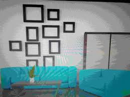 What Colours Go With Turquoise Applied With The Blue Sofa