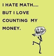 Funny Math Quotes. QuotesGram