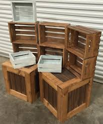 Rustic Furniture Stain These Are My Favorite I Love The Rustic Color Of The Large One