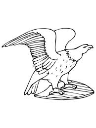 Small Picture US Bald Eagle coloring page Free Printable Coloring Pages