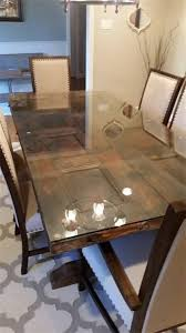 custom glass table top flowy tops f76 on creative home designing ideas