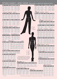 Discount Dance Supply Size Charts