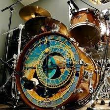 Bass Drum Skin Design Visionary Drum Customize Your Drums
