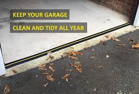 garage door floor sealGarage Door Floor Seal
