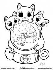 Small Picture Christmas Globe Coloring Pages Coloring Pages For All Ages
