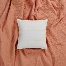 Quinn Creme Pillow 18