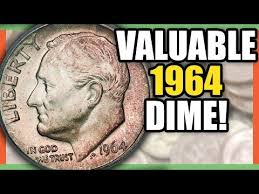 Roosevelt Dime Value Chart Valuable 1964 Dimes To Look For Roosevelt Dimes Worth