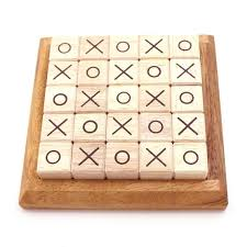 Wooden Games For Adults XOXO strategy wood board game wooden board game unique 90