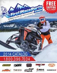 2014 Snowmobile Catalog By Mark Browning Issuu