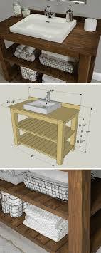 Homemade Bathroom Vanity Top 25 Best Bathroom Vanities Ideas On Pinterest Bathroom