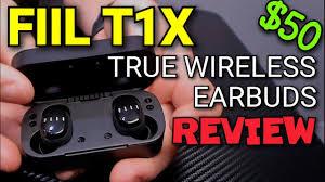 <b>FIIL T1X True</b> Wireless Earbuds REVIEW - YouTube