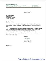 This Diagram shows a sample formal business letter and how you can ...