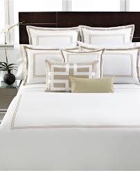 Master Bedroom Bedding Collections Hotel Collection Bedding Tuxedo Embroidery Collection Bedding