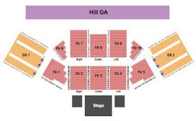 Soaring Eagle Seating Chart Indoors Outdoors At Soaring Eagle Casino Resort Tickets And
