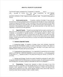 Use this lease agreement sample for your business and save time from creating. Free 9 Property Agreement Forms In Pdf Ms Word